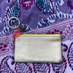 Ban.do key pouch keychain with zipper